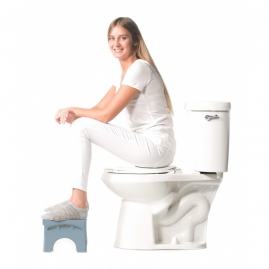 Taburete Plegable Squat-n-Go para Wc