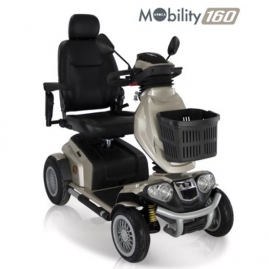 Scooter Eléctrico MOBILITY 160 · IVA 4% para Minusvalía del 33% o Superior