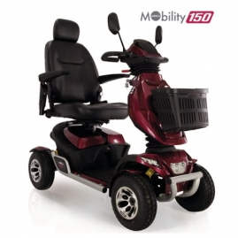 Scooter Eléctrico MOBILITY 150 · IVA 4% para Minusvalía del 33% o Superior