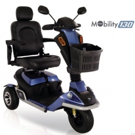 Scooter Eléctrico MOBILITY 130 · IVA 4% para Minusvalía del 33% o Superior
