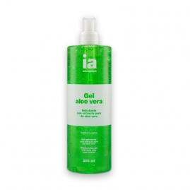 Gel Hidratante de Aloe Vera 500 ml. Interapothek
