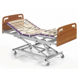 Cama  ITXASO Articulada  con carro Sunrise Medical