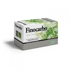 FINOCARBO PLUS 20 Tisanas