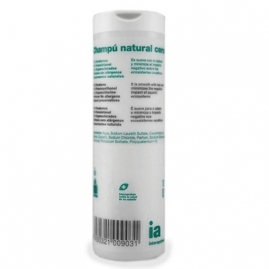Champu Natural CERO 400 ml. Interapothek