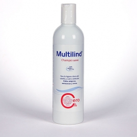 MULTILIND CHAMPÚ SUAVE 400 ML