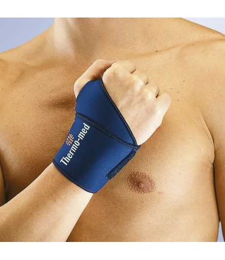 Muñequera Ajustable Thermo-Med Orliman