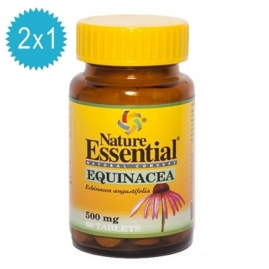 Equinacea 500 mg.60 Comprimidos 2x1 Nature Essential