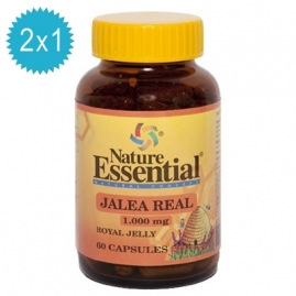 Jalea Real 1000 mg. 60 Cápsulas 2x1 Nature Essential