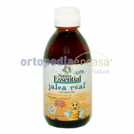 Jarabes de Jalea real, Quina y Vitaminas 250 ml. Nature Essential