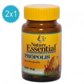 Própolis 800 mg. 60 tabletas 2x1 Nature Essential