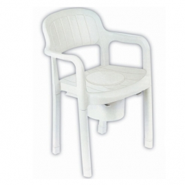 Silla de Ducha y WC MADRIGAL