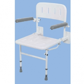Asiento Ducha Pared LAGON LIFT Abatible