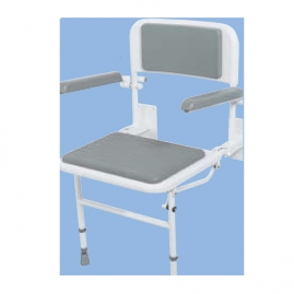 Asiento Ducha Pared LAGON LIFT CONFORT Abatible
