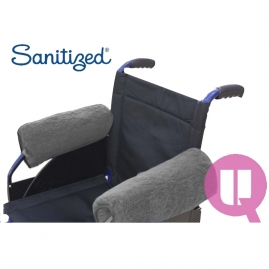 Protector de Reposabrazos SUAPEL SANITIZED-Par