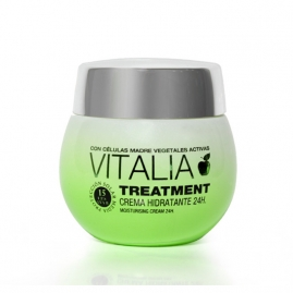 Crema Hidratante facial 24 h. 50ml. Vitalia Treatment.TH Pharma