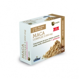 Maca Complex 3000 mg. 60 cápsulas de Nature Essential