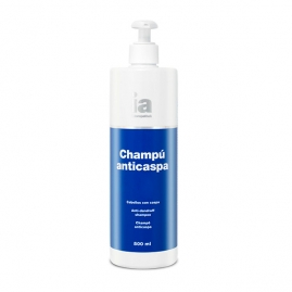 Champú Anticaspa 500 ml Interapothek