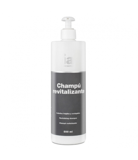 Champú Revitalizante Interapothek 500 ml.