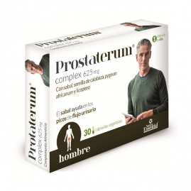 Prostaterum Complex  625 mg de Nature Essential