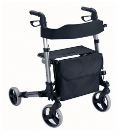 Andador ROLLATOR FUTURA Plegable Apex Medical