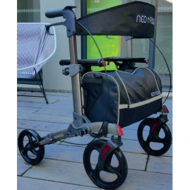 Andador Rollator NEO FOLD EVOLUTION  color gris