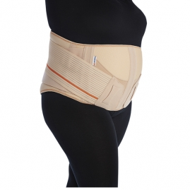 Faja Sacrolumbar con Doble Sistema de Tensores ONE PLUS - TALLAS ESPECIALES