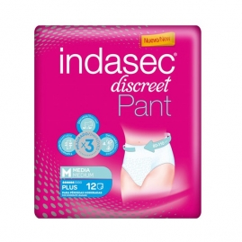Indasec PANT PLUS Talla Media