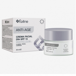 Farline Crema Facial Colágeno Día SPF15 50 ml