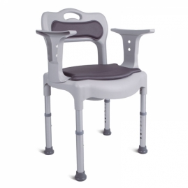 Silla WC Multifunción COMMODE CHAIR