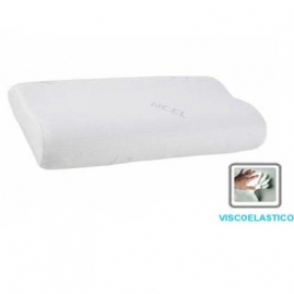 Almohada CERVICAL VISCO SOJA New Dreams
