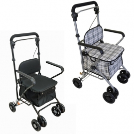 Andador Rollator Shopping