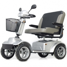 Scooter DAKAR DUO 2 Plazas Parelelas