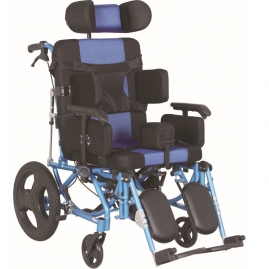 Silla de Ruedas Reclinable CARE  Adulto o Infantil